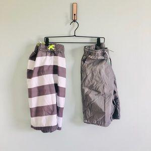 Two Cat & Jack Size Large 12/14 shorts